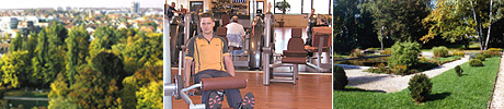 Stuttgart-Vaihingen - Fitness and Wellness