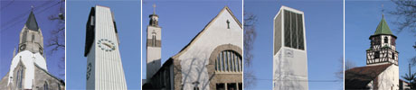 Stuttgart-Vaihingen: Churches and Houses of Worship in Stuttgart-Vaihingen